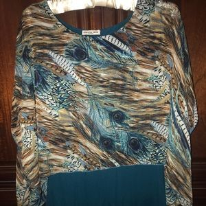 CHA CHA VENTE TOP BEAUTIFUL SIZE LARGE